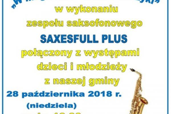 Koncert w Ujeździe 28.10.2018