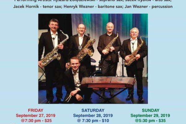 Concert in Ontario